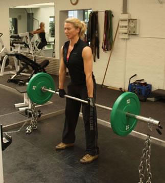 Joan Lang - Privat træner
