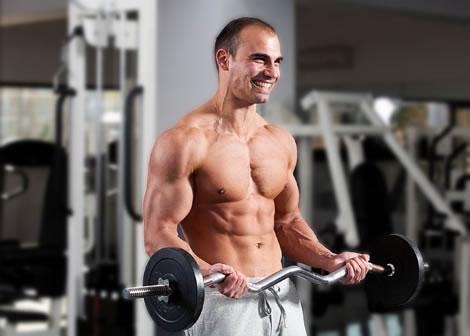 Opbyg muskelmasse hurtigt