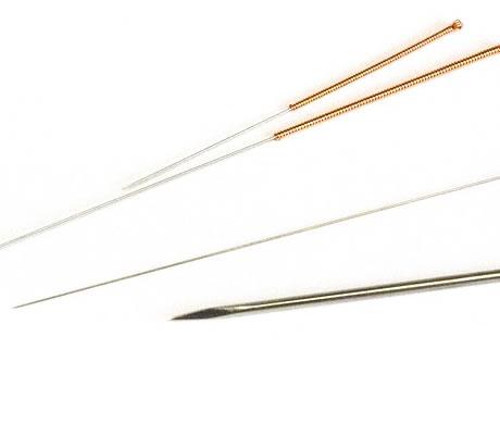 Akupunktur nål